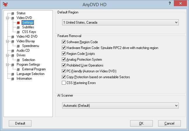 AnyDVD HD 8.4.8.0 Keygen Free Download [2020]