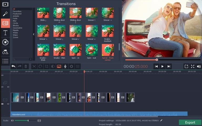 Movavi Video Editor 2020 Activation Key [Latest]