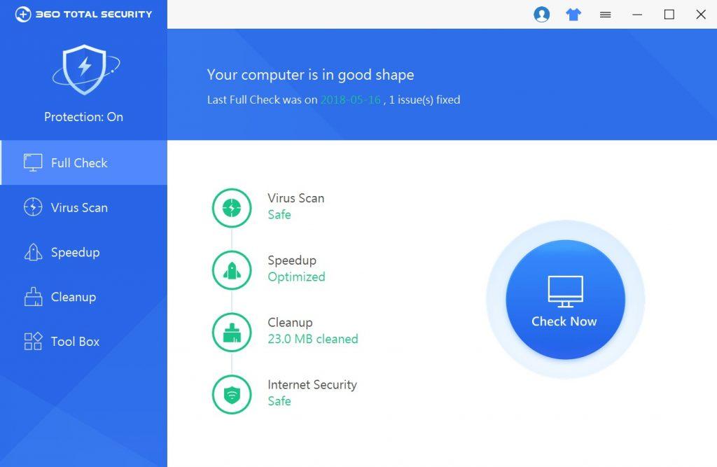 360 Total Security 10.8.0.1112 License Key 2020