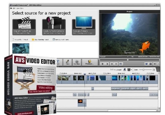AVS Video Editor 9.3.1.354 Crack With Activation Key [2020]