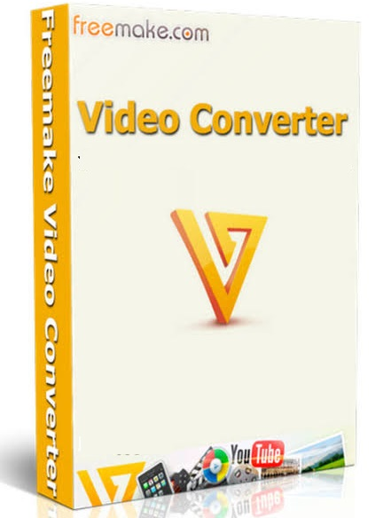 Freemake Video Converter 4.1.12.66 Crack + Serial Key [2021]