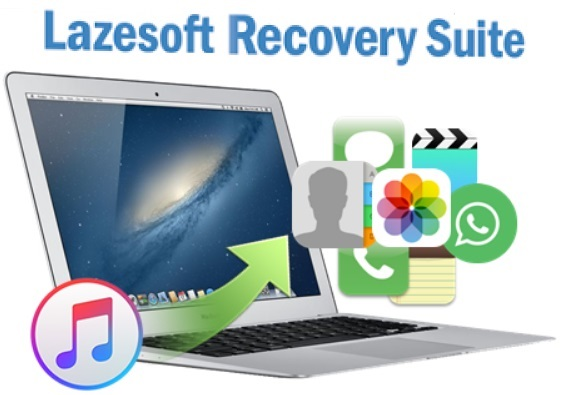 Lazesoft Recovery Suite 4.5 Crack + Serial Key [Unlimited]