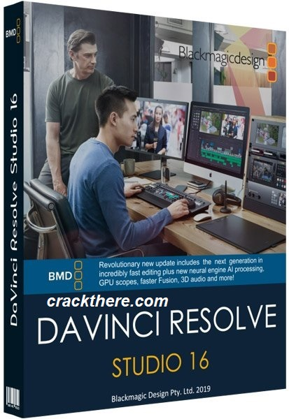 DaVinci Resolve Studio 17.0 Crack + Activation Key [Latest]