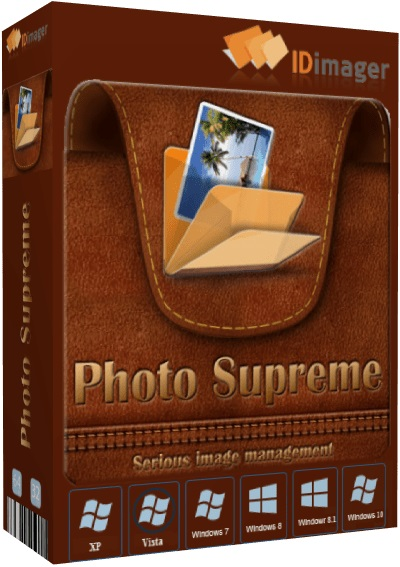 IDimager Photo Supreme 5.6.0.3432 With Crack Latest 2021