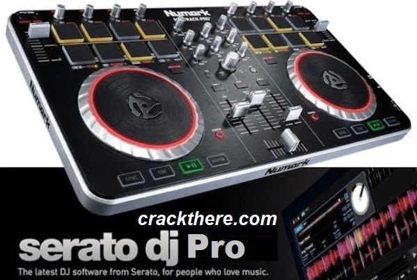 Serato DJ Pro 2.5.0 Crack Full License Key + Activation Code