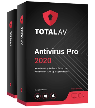 Total AV Antivirus 2021 Crack + Serial Key Download {Lifetime}