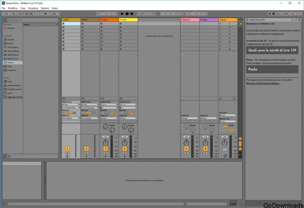 Ableton Live Suite 10.1.18 Keygen [Latest Version]