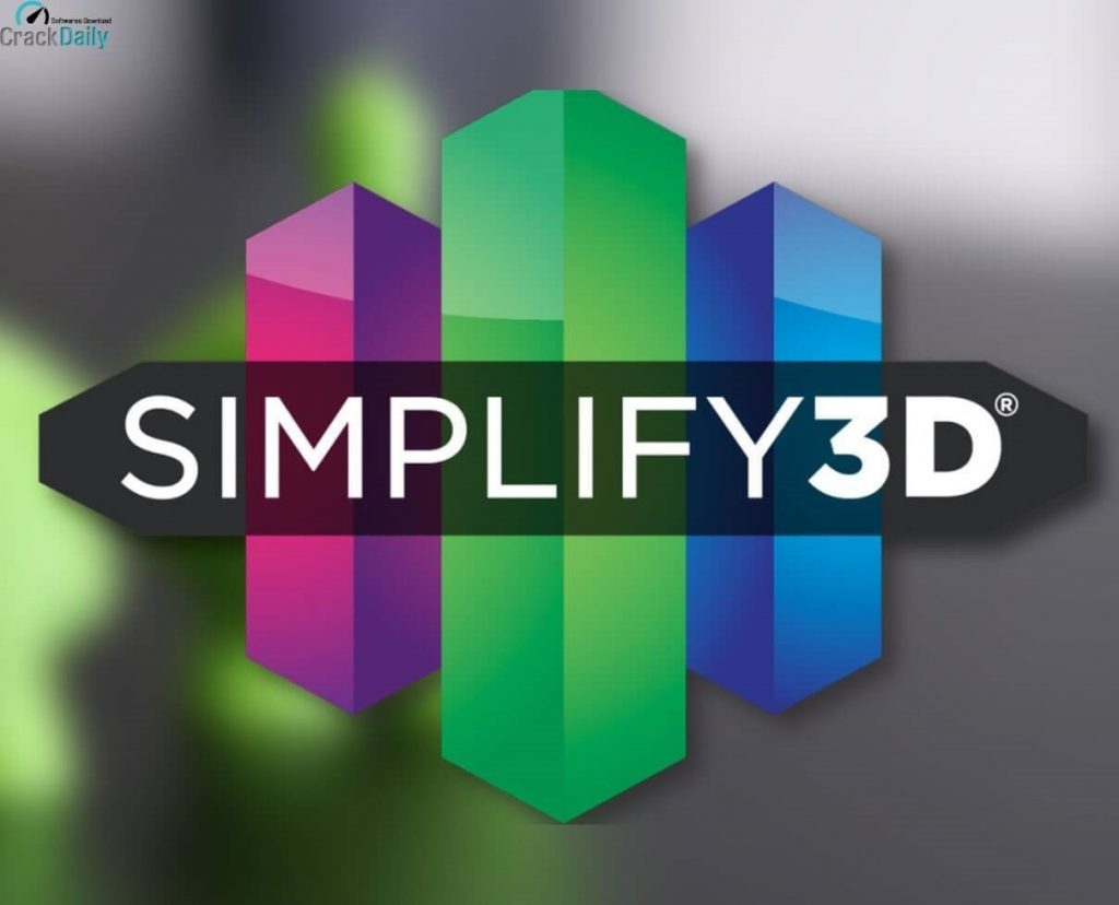 Simplify3D 4.1.2 Crack With License Key Multilingual [Latest]