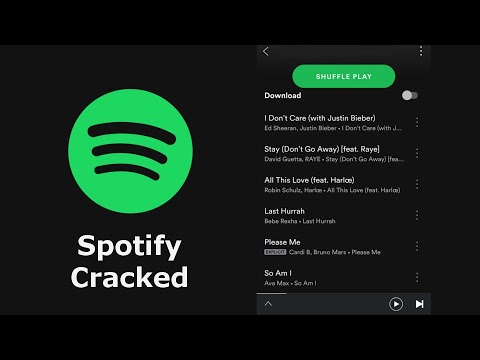 Spotify Music APK Cracked 8.5.70.868 + Mod [ Paid ] Download