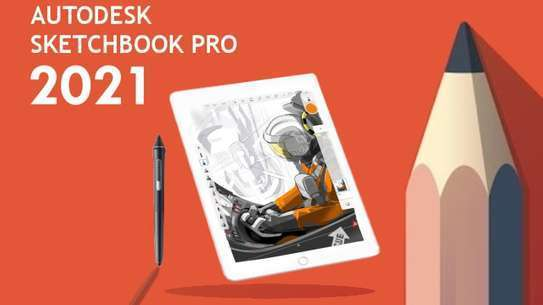 Autodesk SketchBook Pro 2021.1 V8.8 Crack + Key [Latest] Free Download