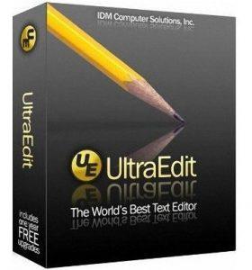 IDM UltraEdit 28.10.0.116 + Full Crack [ Latest Version ] 2021