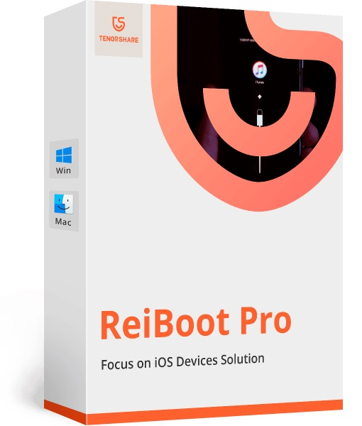 Tenorshare ReiBoot Pro 8.0.3.3 Crack + Registration Code Latest