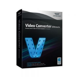 Wondershare Video Converter Ultimate 12.0.5 Crack with Key Download