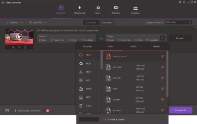 Wondershare Video Converter Ultimate 12.0.3 Crack with Key Download Free