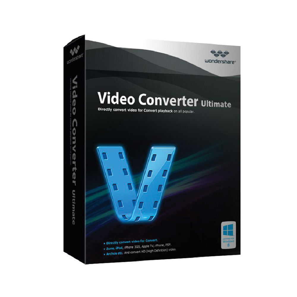 Wondershare Video Converter Ultimate 12.0.5 Crack with Key Download