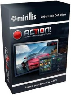 Mirillis Action 4.14 Crack With Keygen Torrent Download [Latest 2021]