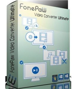 FonePaw Video Converter Ultimate Serial Key  6.3.0 + Crack Full Download Latest