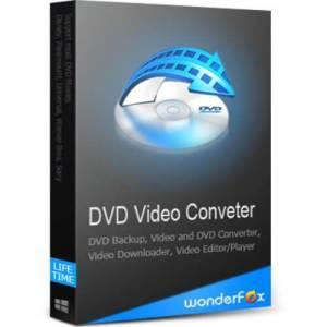 WonderFox DVD Video Converter 23.3 License key + Crack Full Version