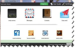 AB Bulk Mailer 9.9.3 Crack + License key (Torrent) Free Download 2021