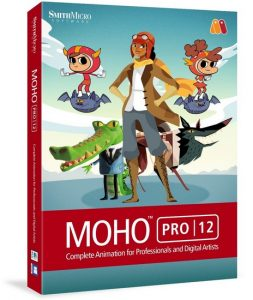 Smith Micro Moho Pro 13.0.2.610 Crack 2021 With Serial Key Latest