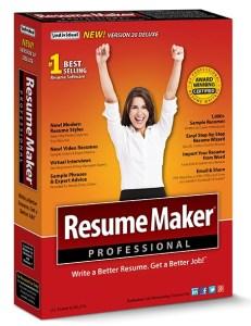 ResumeMaker Professional Deluxe Crack 20.1.3.171 Activation Key Latest