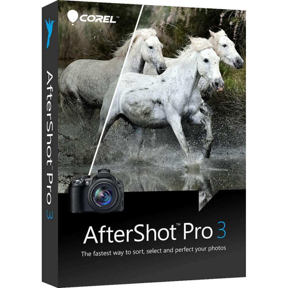 Corel AfterShot Pro Crack 3.7.0.446 Activation key Free Download