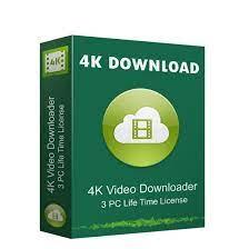 4K Video Downloader Crack 4.18.1.4500 + License Key 2022 [Latest]